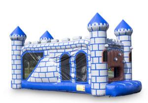 Mini hindernisbaan castlerun huren