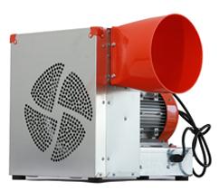 blower springkasteel motor 1500 Watt