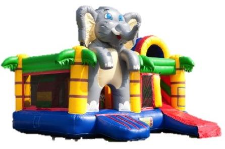 olifant springkasteel multiplay huren